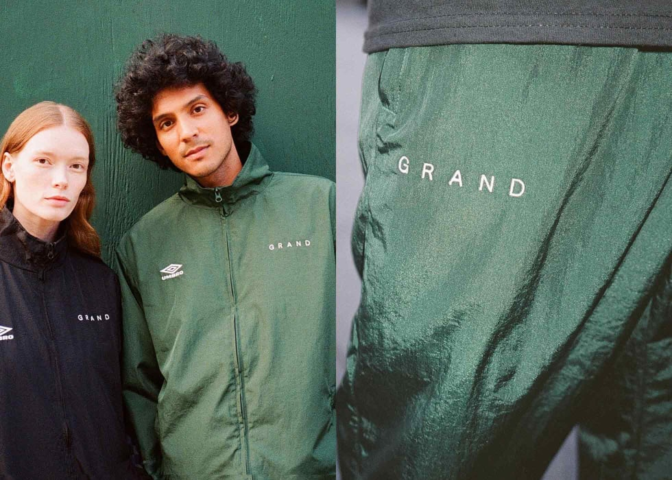 Grand Collection x Umbro Fall 2020 Collection 2