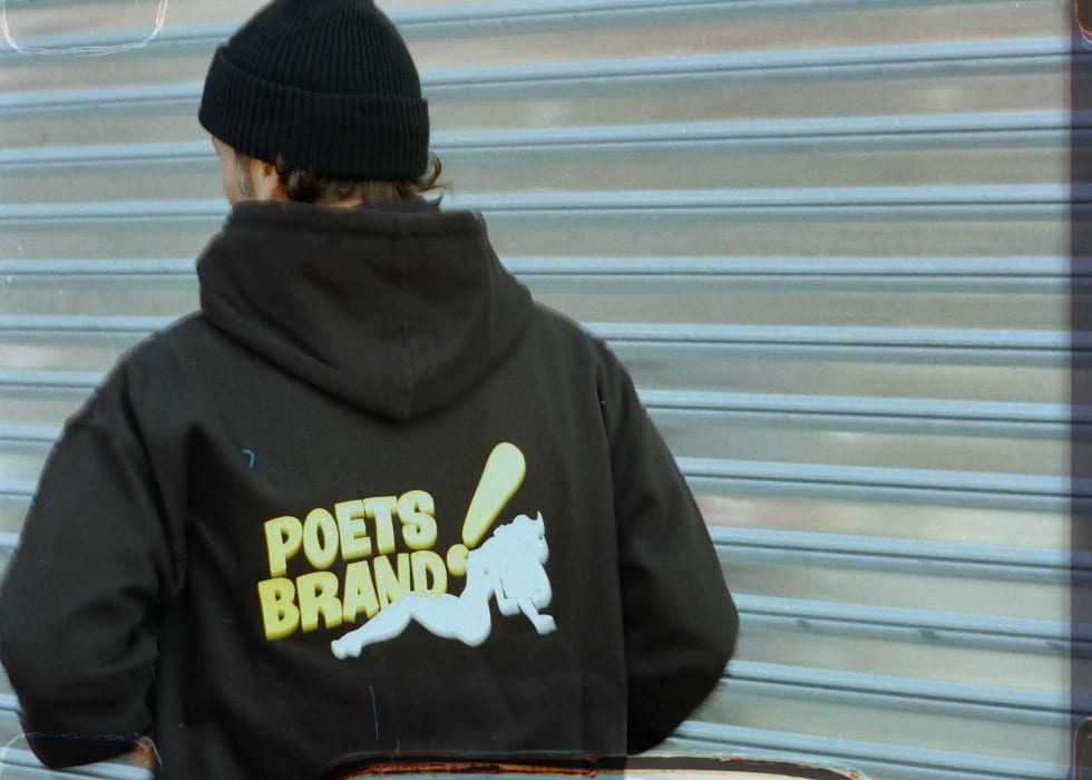 The Gino Iannucci Poets brand Interview 2