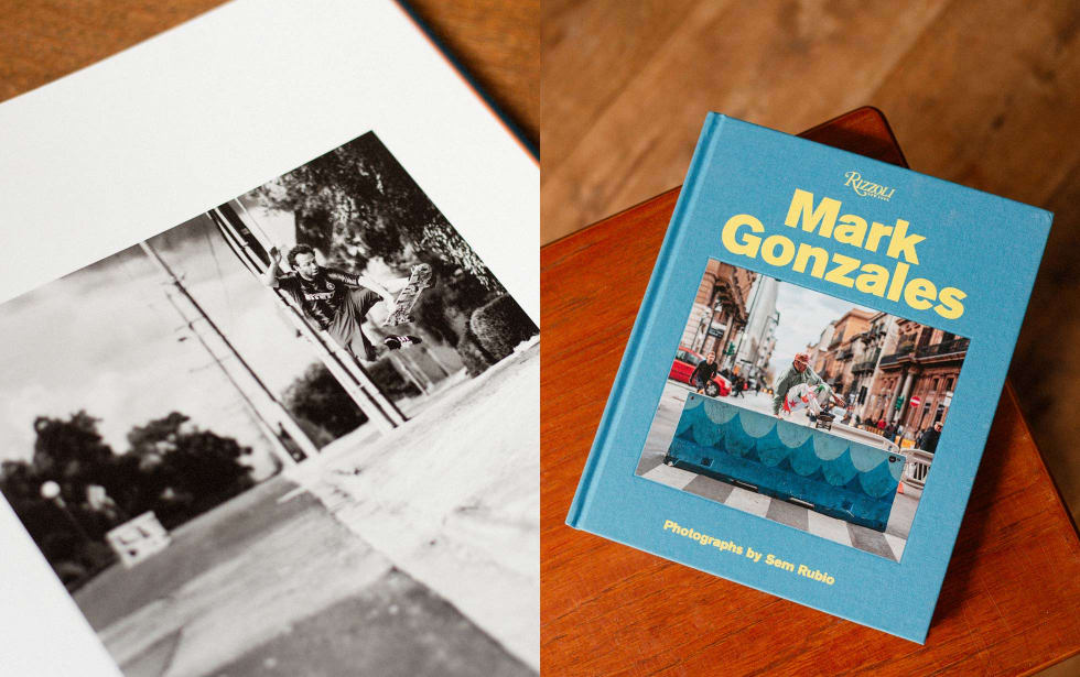 GIVEAWAY: Mark Gonzales Rizzoli Book by Sem Rubio 3