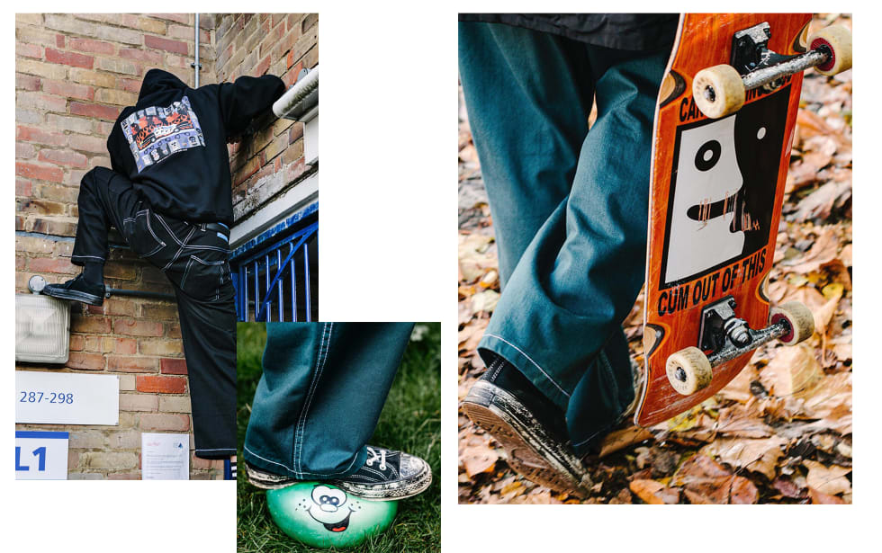 Polar Skate Co. Winter 20220 Clothing Collection Preview 1