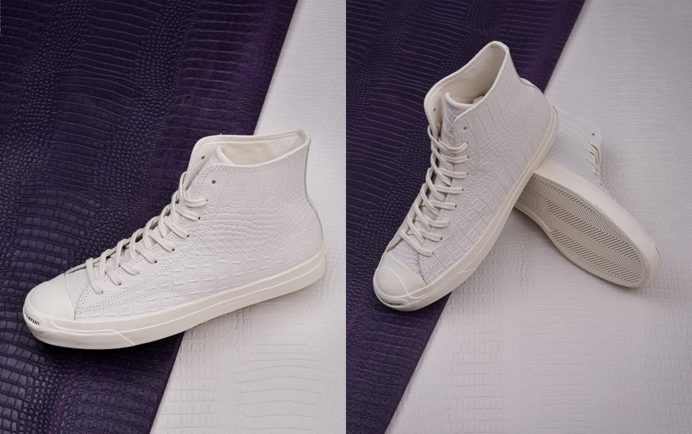 Pop Trading Company x Converse CONS Jack Purcell Pro Dragonskin Collaboration 3