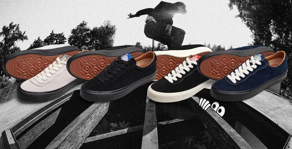 Last Resort Shoes Drop 2 Lo version