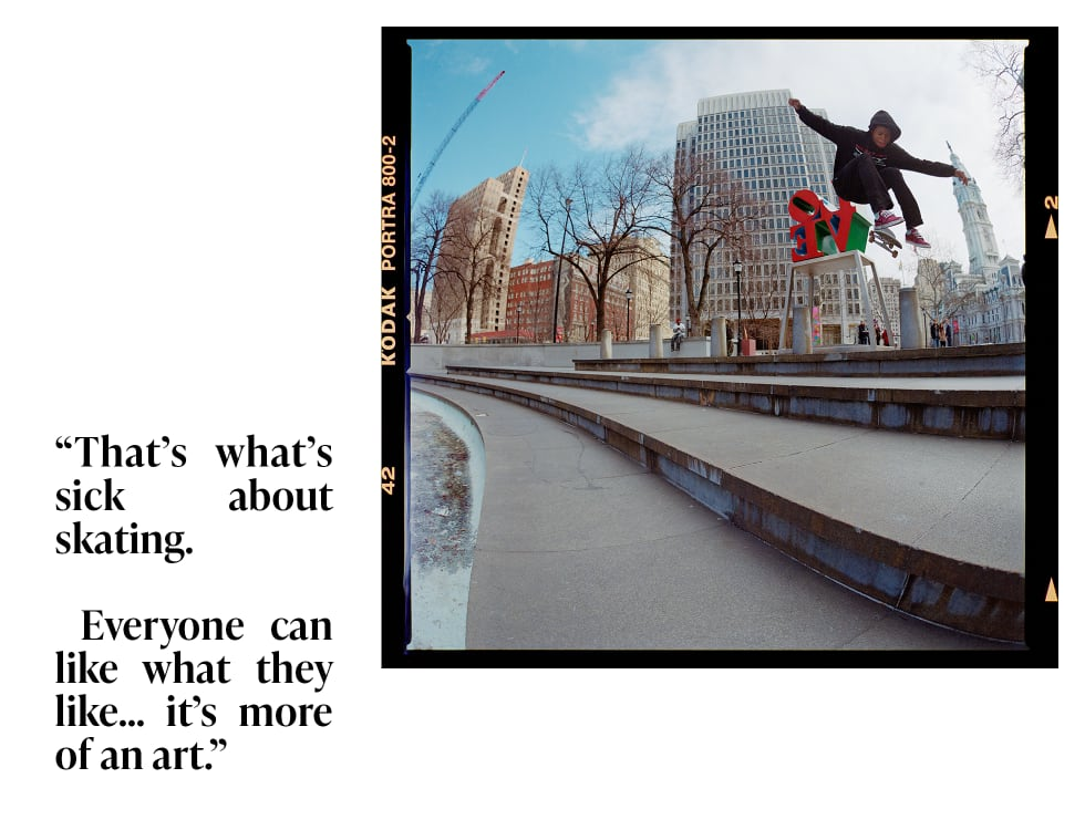 Welcome to Parade Ishod Wair Art quote