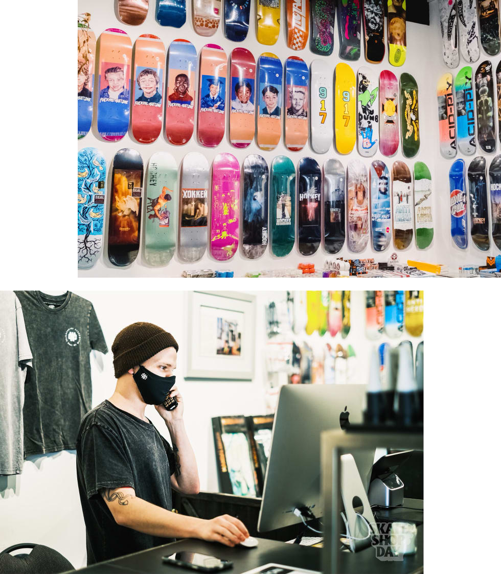 Skate Shop Day Tiki Room Working Class - Working Class Store