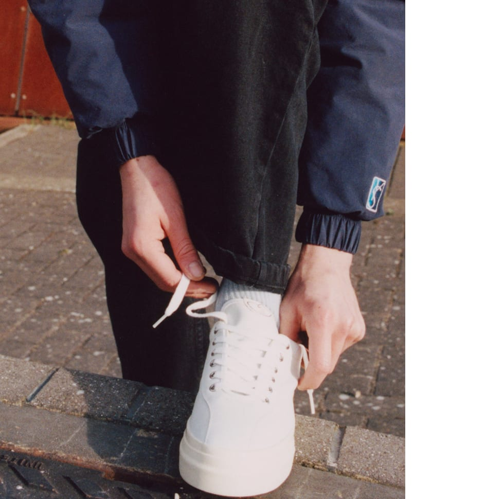 Stepney Workers Club Shoes Founders interview 8
