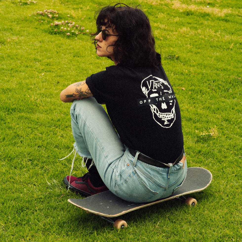 Vans Skateboarding Footwear Breana Geering Collection 01