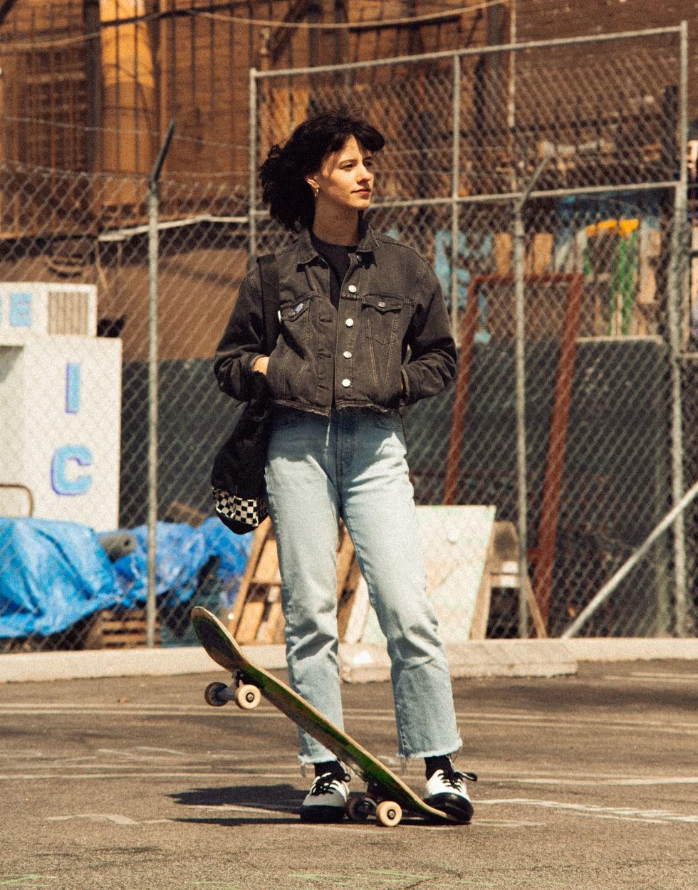 Vans Skateboarding Footwear Breana Geering Collection 04