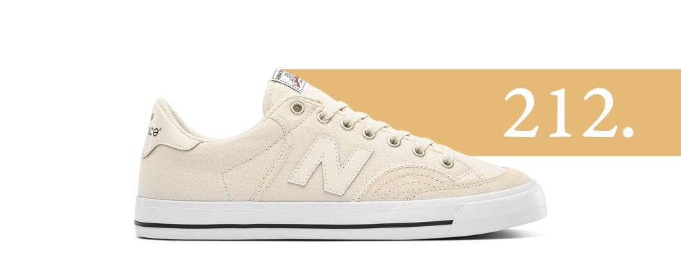 New Balance Numeric Buyers Guide Shoes. The NB 212.