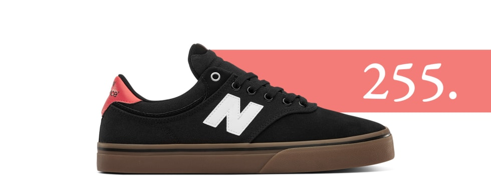 New Balance Numeric Buyers Guide Shoes. The NB 255.
