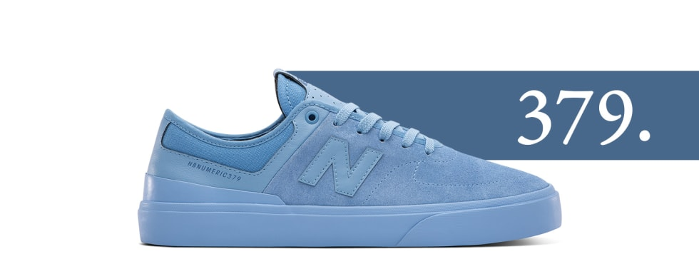 New Balance Numeric Buyers Guide Shoes. The NB 379.
