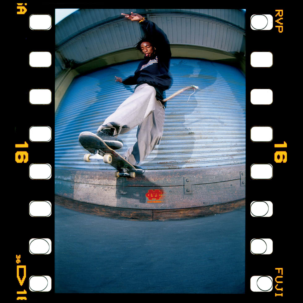 Mike Blabac. A Life in Photography. Editorial 12