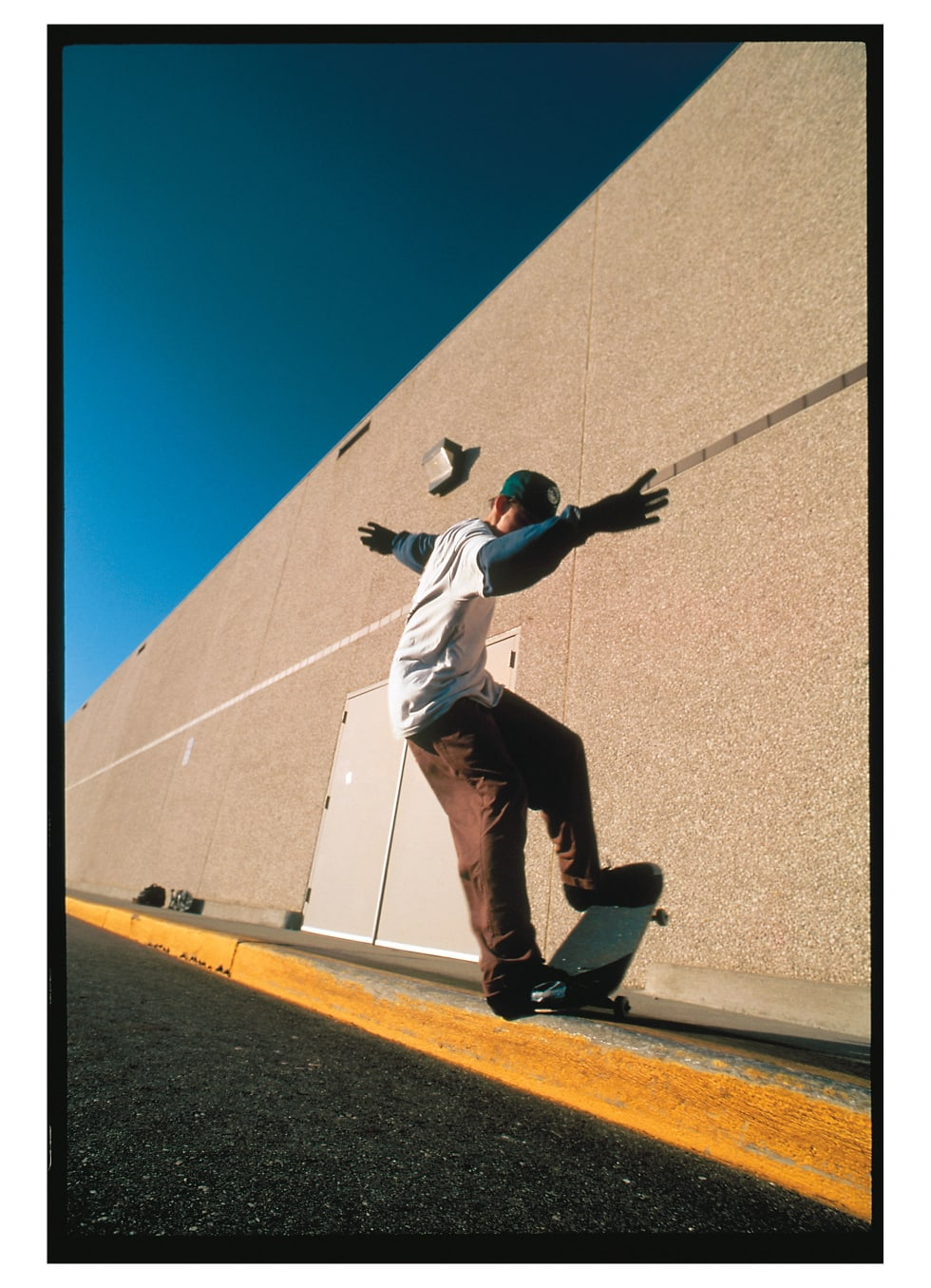 Mike Blabac. A Life in Photography. Editorial 18