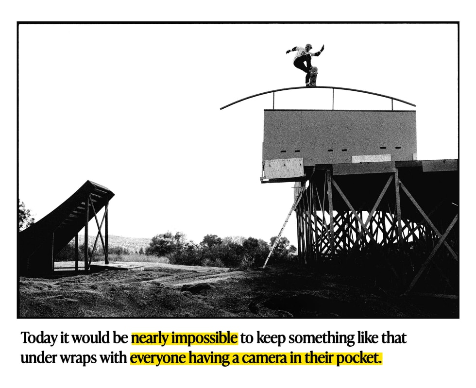 Mike Blabac. A Life in Photography. Editorial 17
