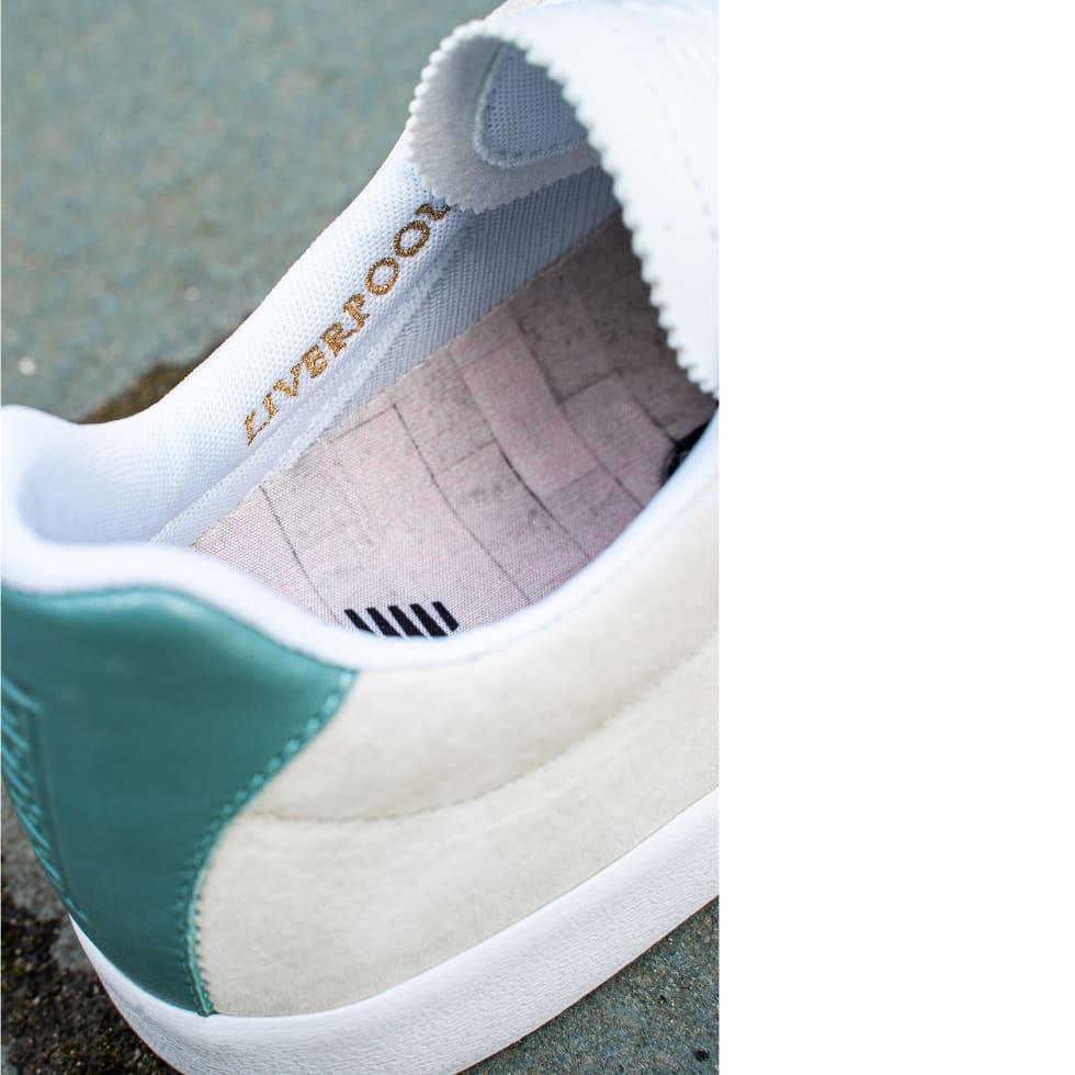 New Balance Numeric NM22 x Lost Art collab skateboard shoe - 3