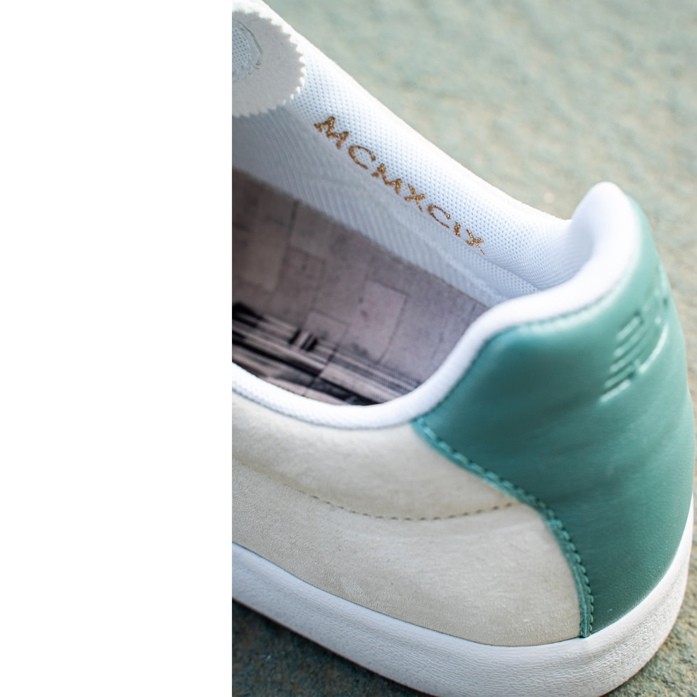 New Balance Numeric NM22 x Lost Art collab skateboard shoe - 4