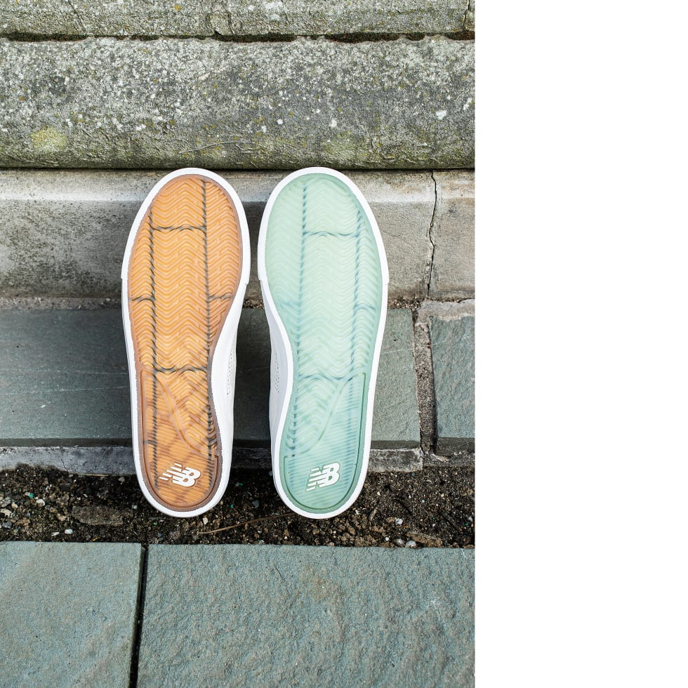 New Balance Numeric NM22 x Lost Art collab skateboard shoe - 6