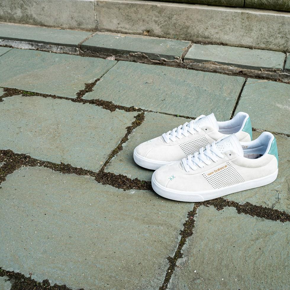 New Balance Numeric NM22 x Lost Art collab skateboard shoe - 8