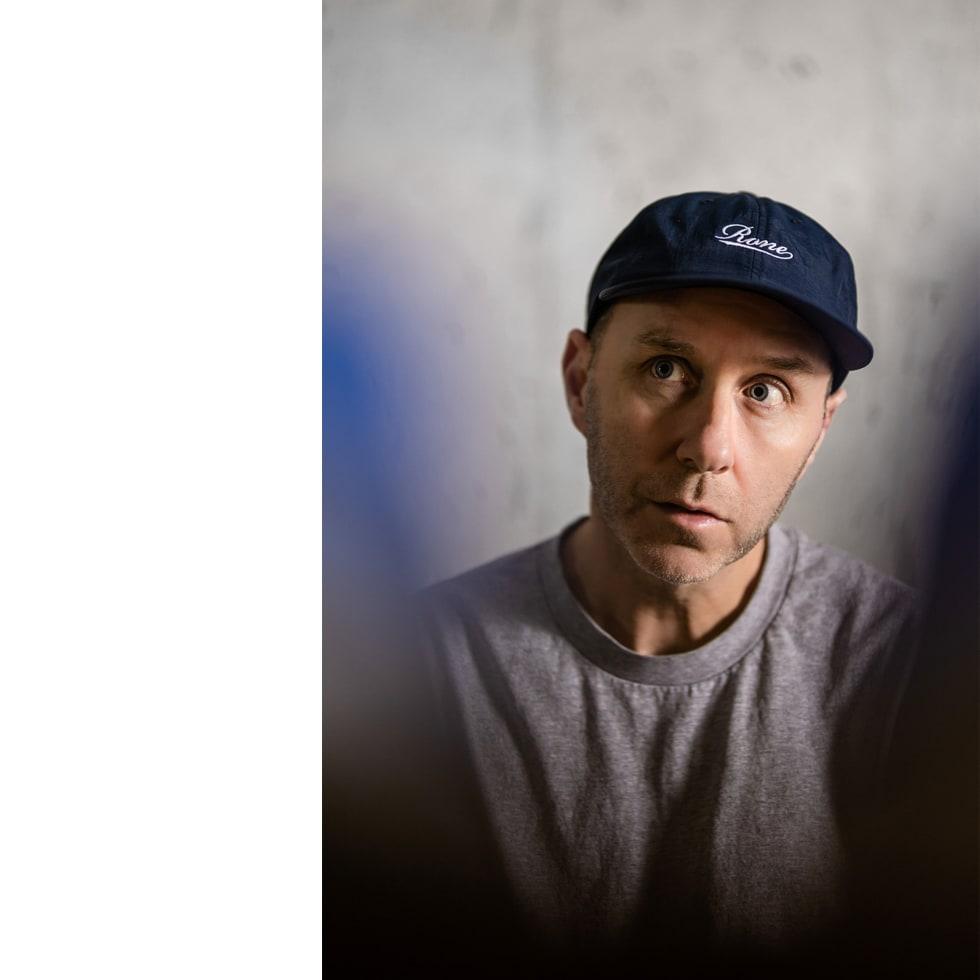 Rone - Tony Ferguson Interview 1