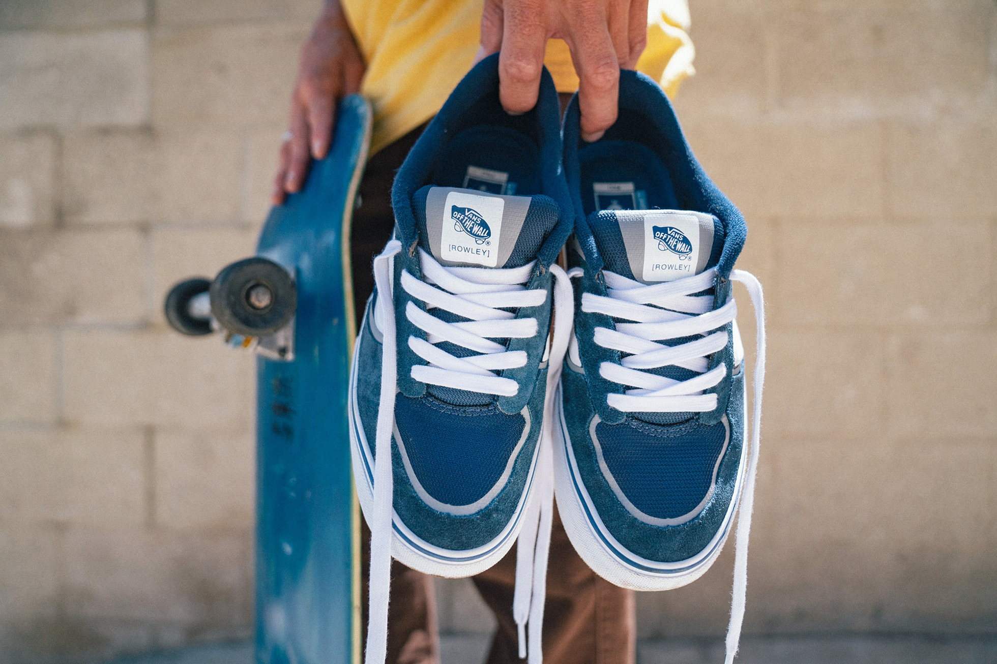 Built for Abuse: Vans Rowley RapidWeld Pro