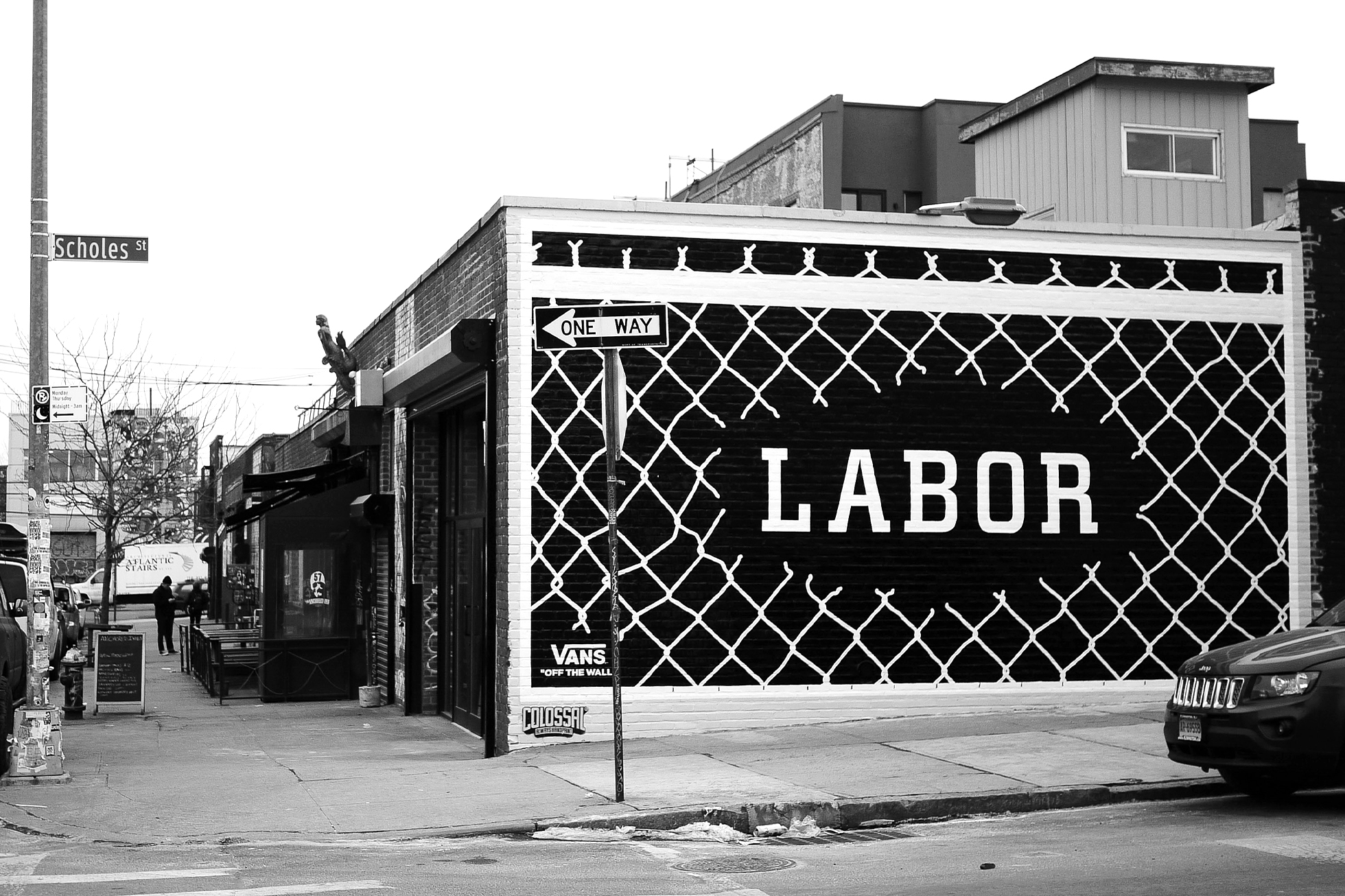 Welcoming Labor, NYC's Finest Skate Shop