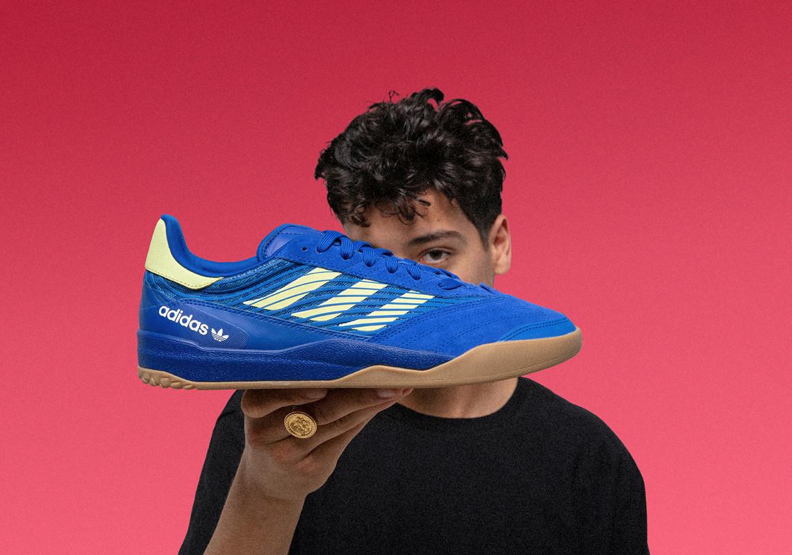 The Copa Nationale: adidas' Latest Skate Shoe Evolution