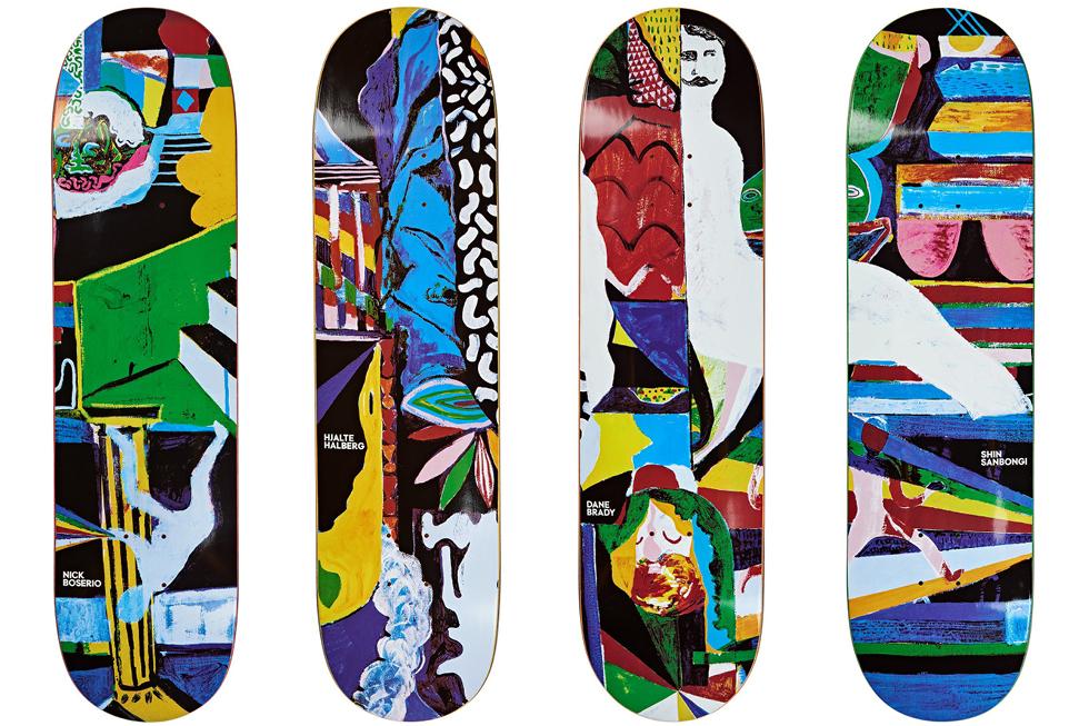 Polar Skate Co Summer 20 Hardware