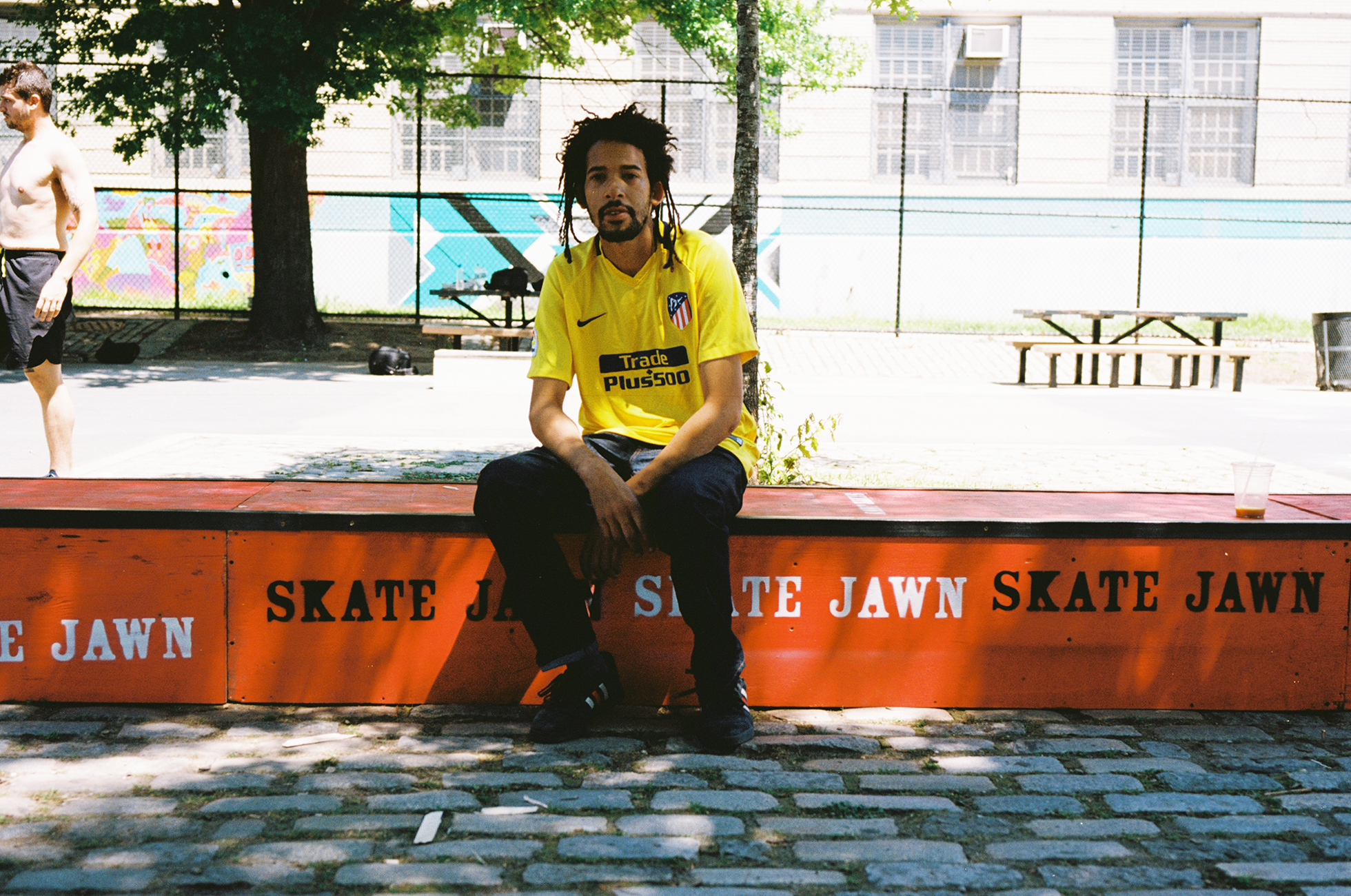 Talking Skate Jawn magazine with Marcus Waldron