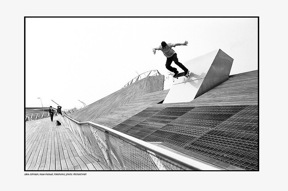 Push Periodical editor Rich Hart talks skateboard zines and inspiration. 1
