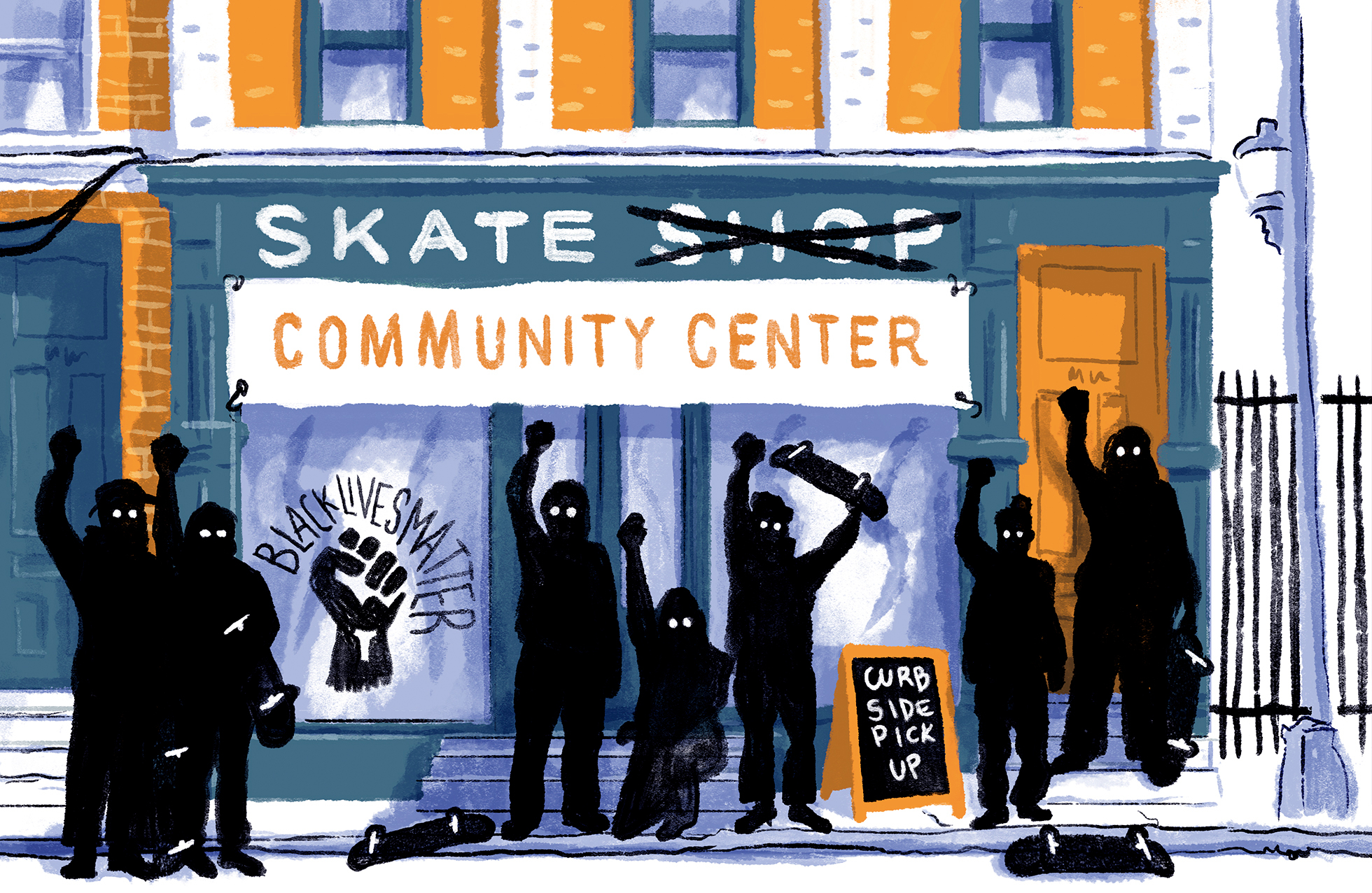 How Skate Shops Are Supporting Black Lives Matter