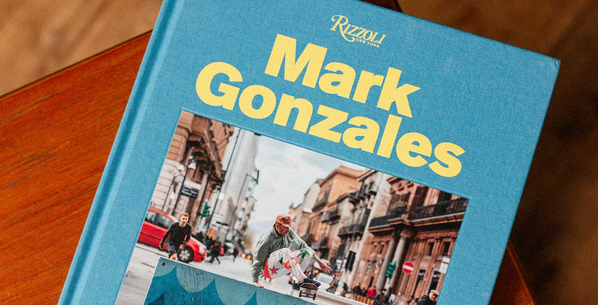 GIVEAWAY: Mark Gonzales Rizzoli Book by Sem Rubio