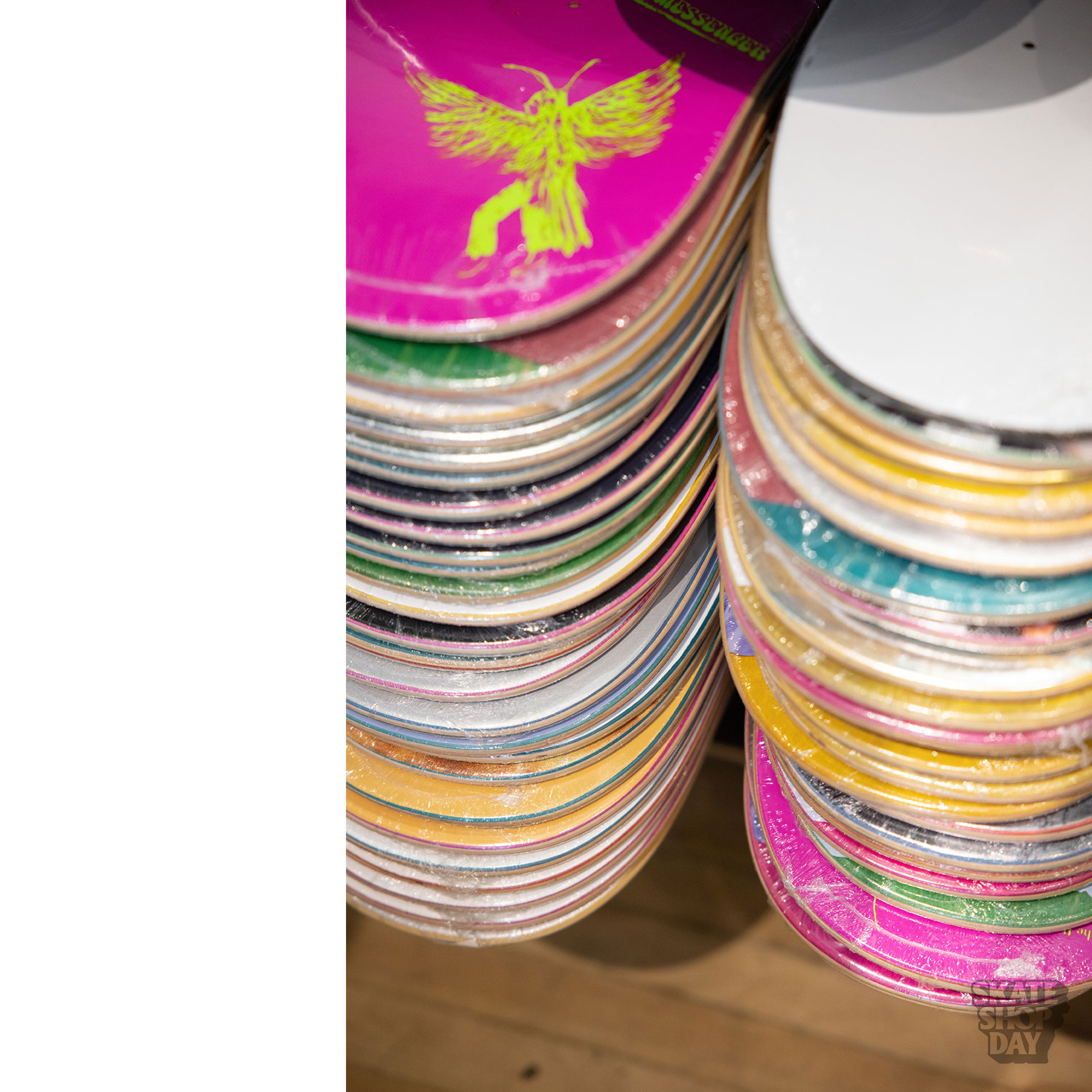 Skate Shop Day: Tiki Room & Working Class - decks