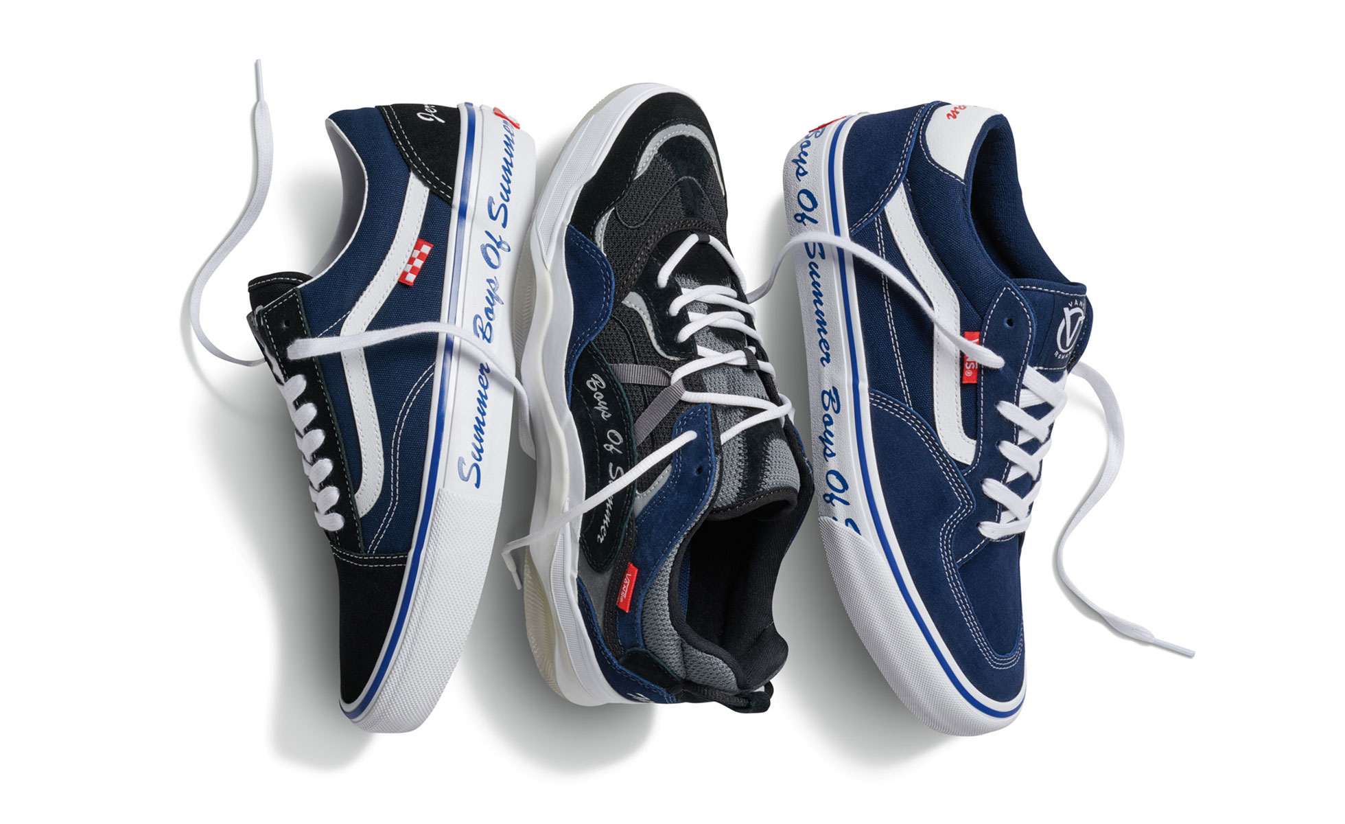 Vans x Boys of Summer Collection