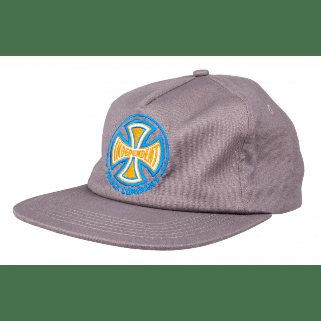 Independent -Spectrum Truck Co Cap - Grey | Baseball Cap by Independent Trucks 1