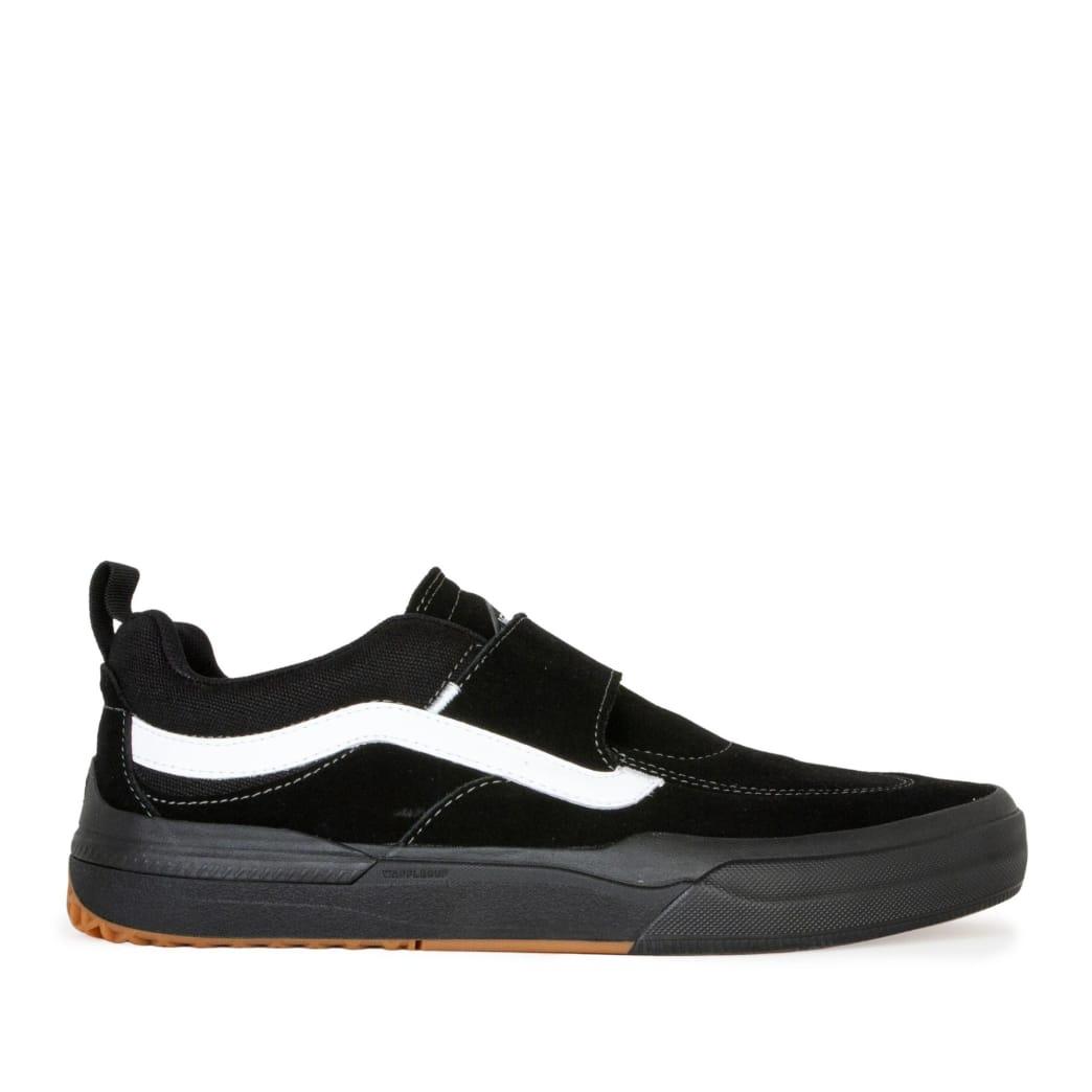 Vans Kyle Walker Pro 2 Skate Shoes - Black / Black | Shoes by Vans 1
