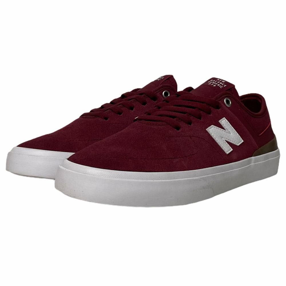 New Balance NM379BUG Burgundy | Shoes by New Balance 2