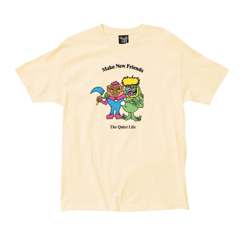 Quiet Life Friends Premium T-Shirt Banana | T-Shirt by The Quiet Life 1