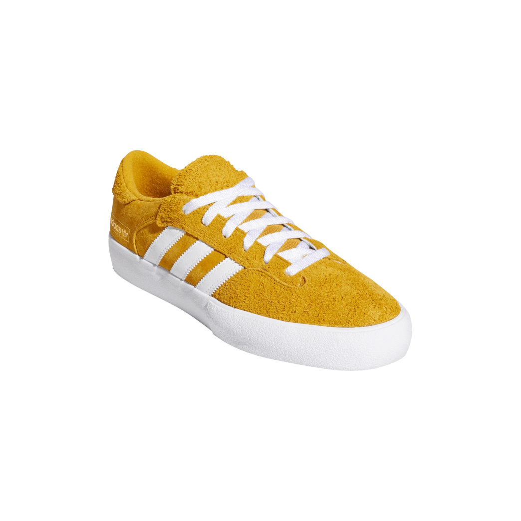 adidas Matchbreak Super Skate Shoes - Tactile Yellow / FTWR White / Gold Met | Shoes by adidas Skateboarding 5