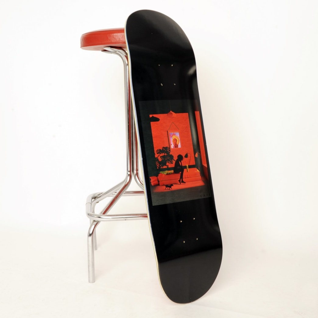 "Skateboard Cafe Liberated Skateboard Deck - 8.5""   Deck by Skateboard Cafe 3"