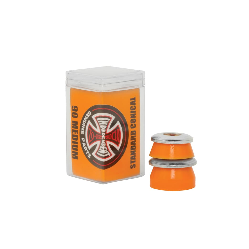 Independent Standard Conical (90a) Medium bushings   Bushings by Independent Trucks 1