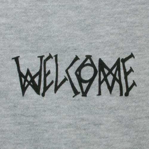 Welcome Symbol Sleeveless Hood | Hoodie by Welcome Skateboards 3