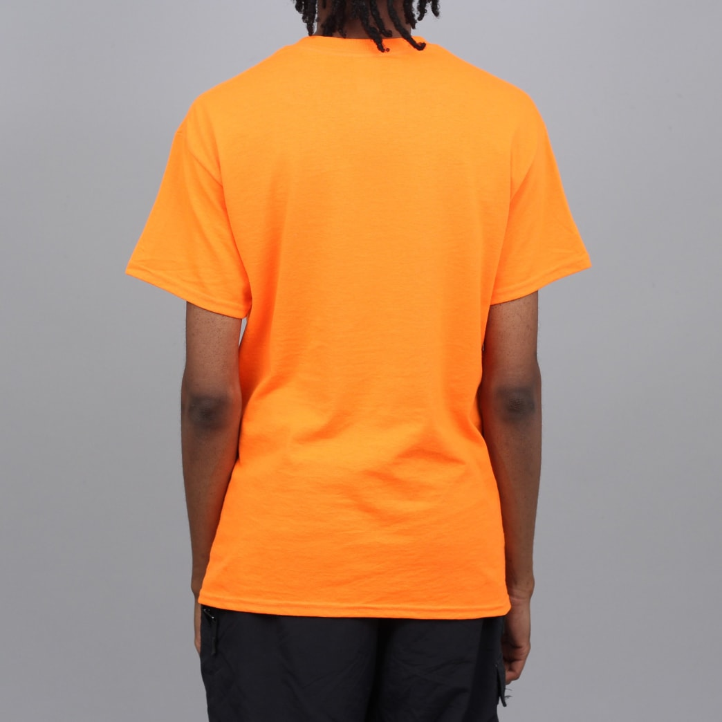 Thrasher Tiki T-Shirt Safety Orange | T-Shirt by Thrasher 3