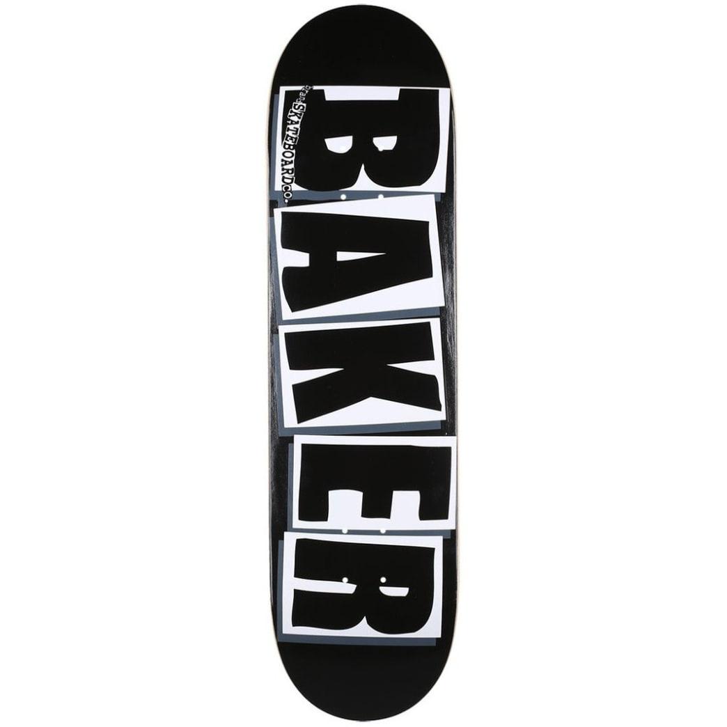 Baker - Brand Logo Deck 8.47 | Deck by Baker Skateboards 1