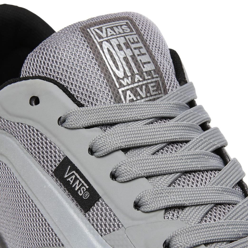 Vans AVE Pro Skate Shoes - Reflective Grey | Shoes by Vans 7