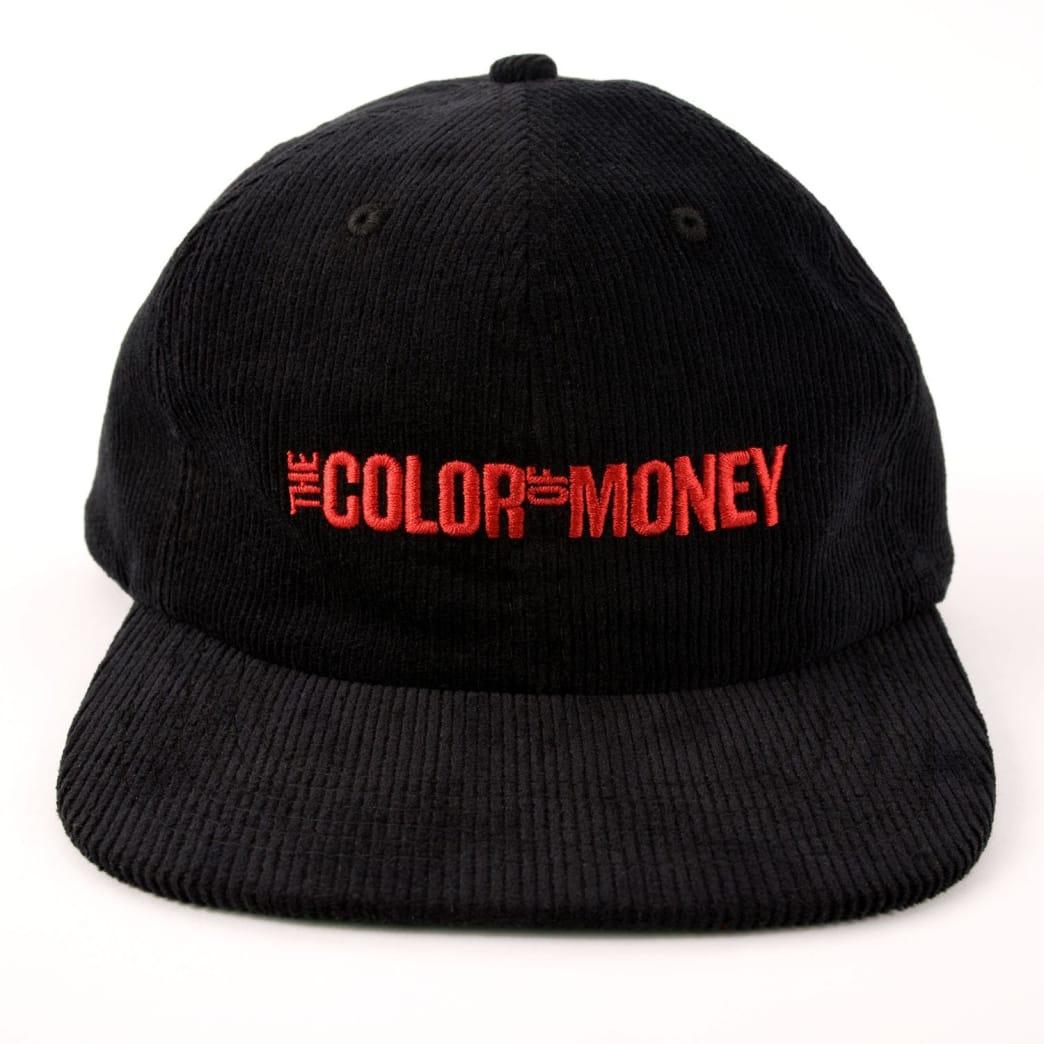 GX1000 The Color of Money 6-Panel - Black   Baseball Cap by GX1000 1