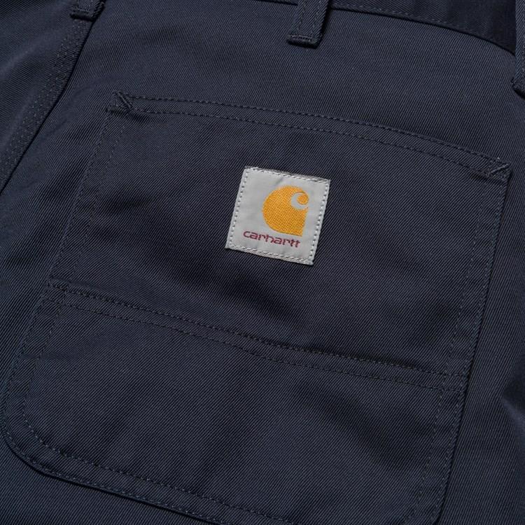 Carhartt WIP Simple Pant - Dark Navy Rinsed | Trousers by Carhartt WIP 7