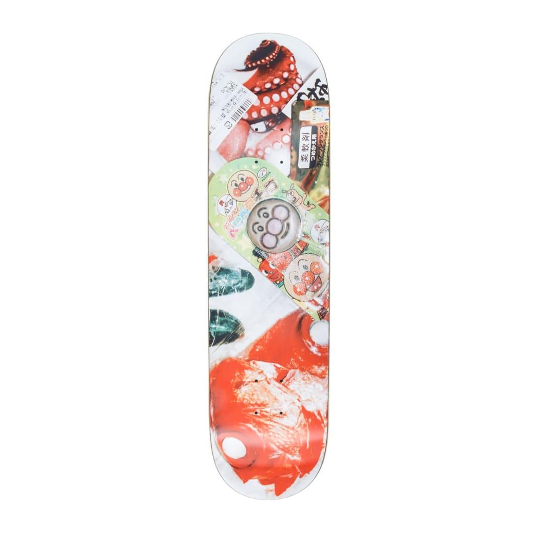 "Numbers Edition 6 Series 2 Rodrigo TX Deck - 8.0"" | Deck by Numbers Skateboards 1"