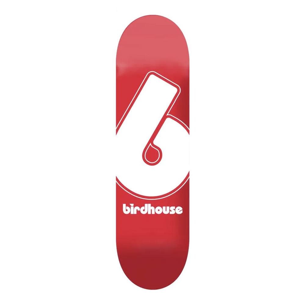 Birdhouse Red Giant B Logo Skateboard Deck - 8"