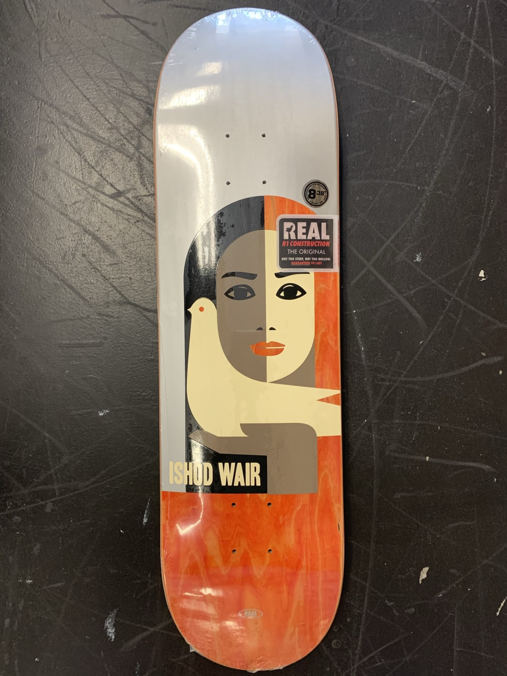 Real Wair Peace LTD Deck- 8.38 | Deck by Real Skateboards 1