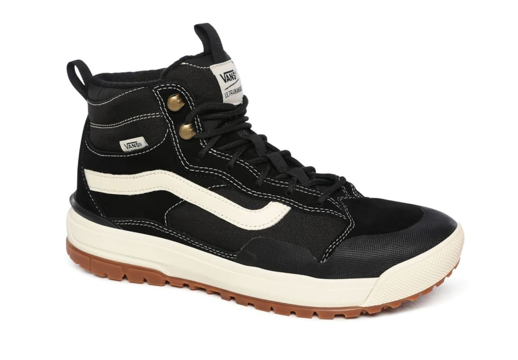 Vans Ultrarange Exo Hi MTE Shoes - Black | Shoes by Vans 2