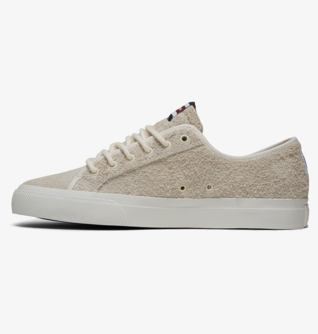 DC Manual x Magenta Skate Shoes - Light Grey   Shoes by DC Shoes 3
